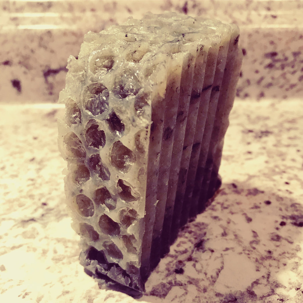 Honey tobacco flower Soap