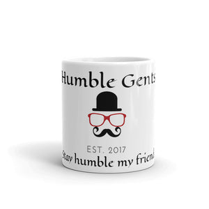 Humble Gents Coffee Mug