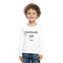 Load image into Gallery viewer, ForkKnife God Shirt - white