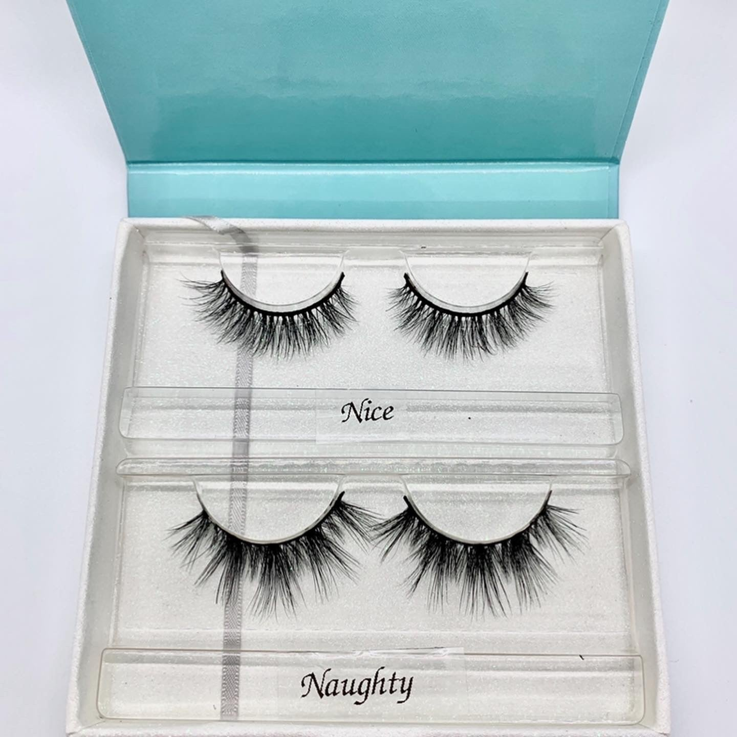 Tiffany Blue Lash  Collection