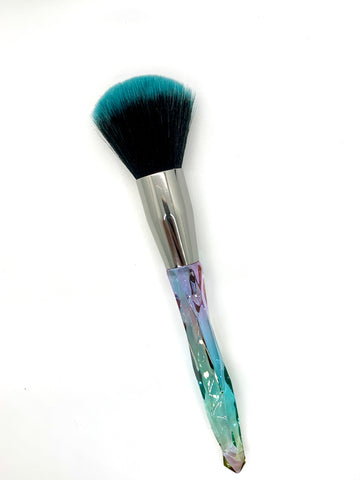 Blue Opal Powder Brush