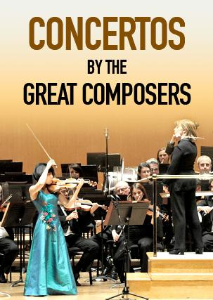 Concertos of the Great Composers