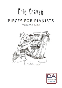 Eric Craven: Pieces for Pianists, vol. 1 (EDN80020)