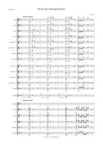 Violin Virtuosos from the 19th Century – Sheet Music from Naxos