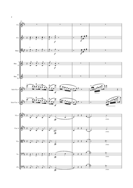 Louis Spohr: Concertante No. 2 in B Minor, Op. 88 – full score (NXP012)