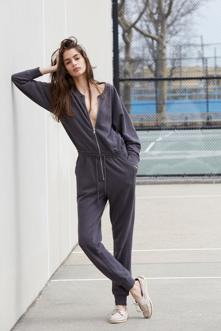 Zip-Up Sweatsuit