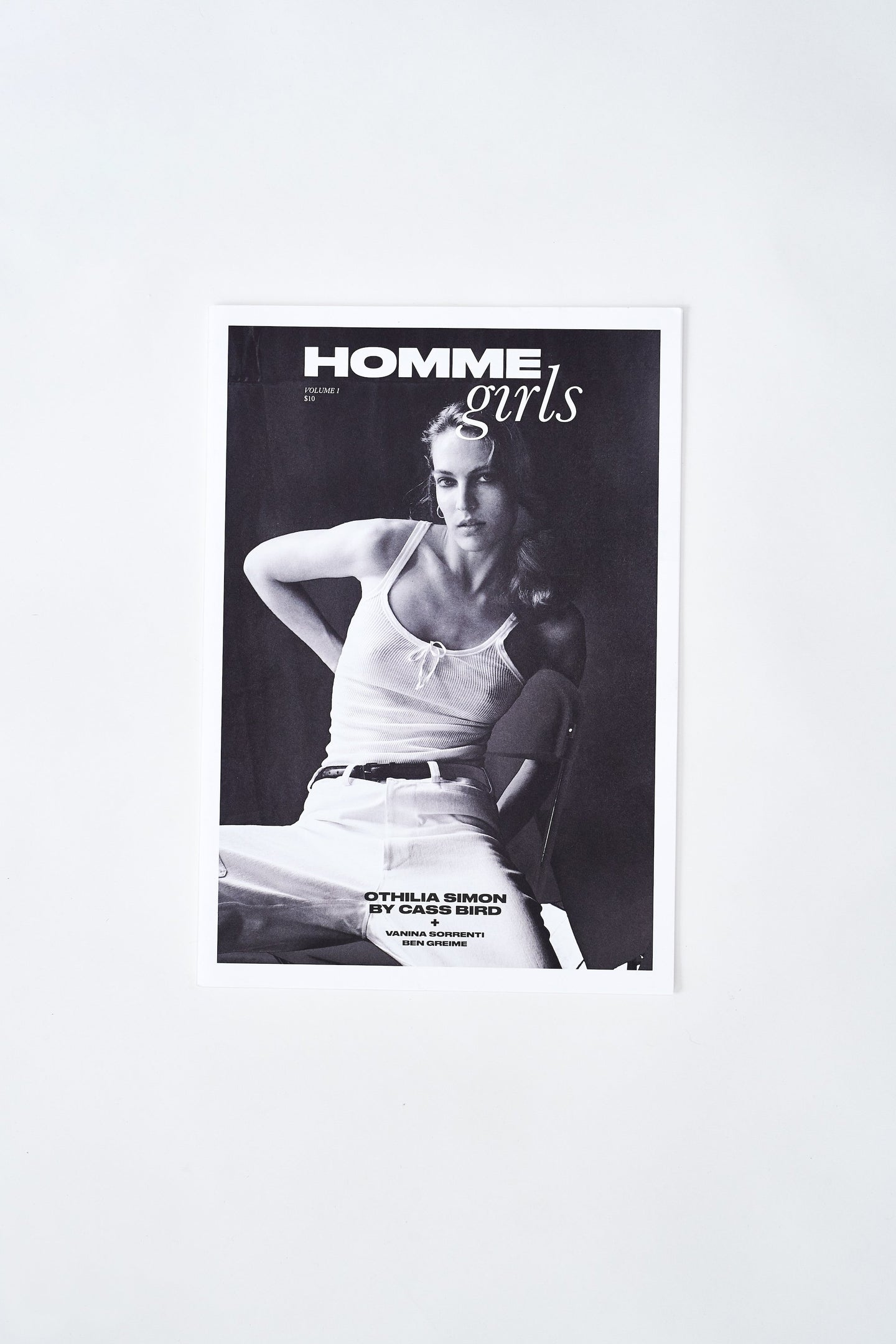 Hommegirls Magazine Volume 1
