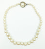 Miriam Haskell Faux Pearl Necklace