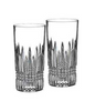 Waterford Lismore Diamond Pair of Highballs
