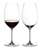 Riedel Veritas Set of 2 Cabernet Merlot Veritas Wine Glasses