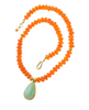 Vasant Carnelian Necklace