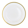 Christofle Malmaison Bread and Butter Plate Gold
