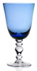 William Yeoward Fanny blue Goblet 12 oz.