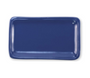 Vietri Fresh Marine Blue Small Rectangular Platter