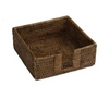 Caspari Rattan Lucheon Napkin Holder