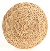 Water Hyacinth Round Place Mat