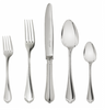 Christofle Spatours 5 piece place setting Christofle silver