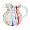Vietri Carnavale 3 Spout Pitcher