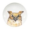 Vietri Into the Woods Owl Pasta Bowl 9.5 inches