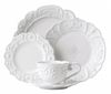 Juliska Jardins du Monde 5 Piece Placesetting White