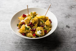 Delicious Spicy Aloo Chaat