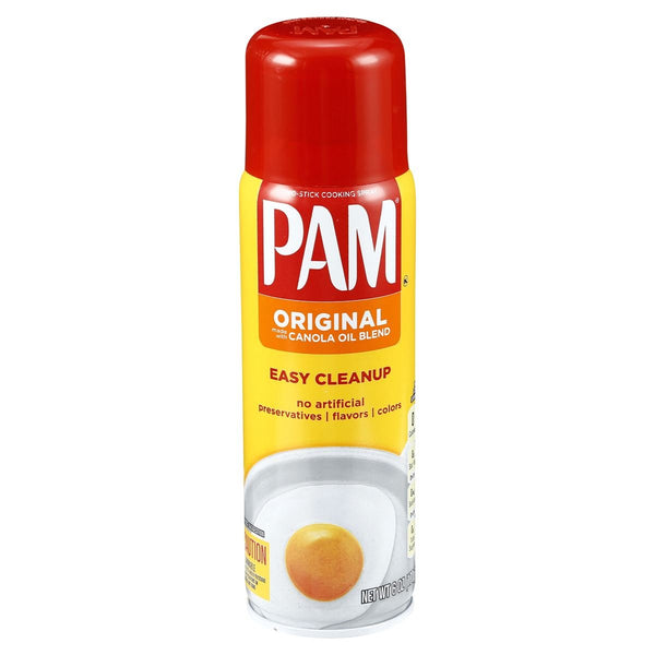 Pam Spray With Canola Oil Blend Oil MirchiMasalay