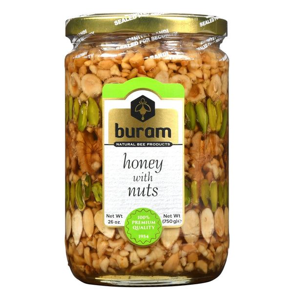 Ziyad Brothers Buram Honey with Nuts MirchiMasalay