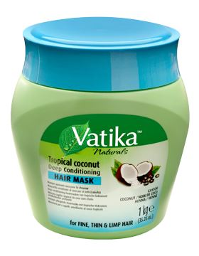 Vatika Tropical Coconut Hair Mark MirchiMasalay