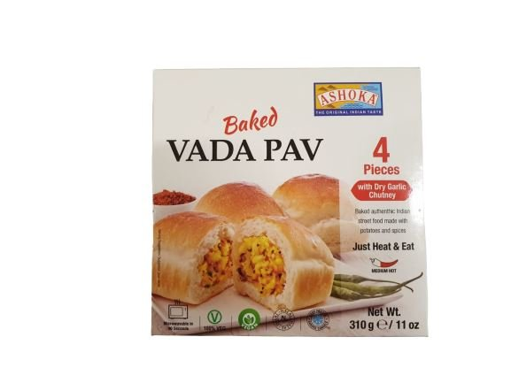Ashoka Vada Pav (4pcs) MirchiMasalay