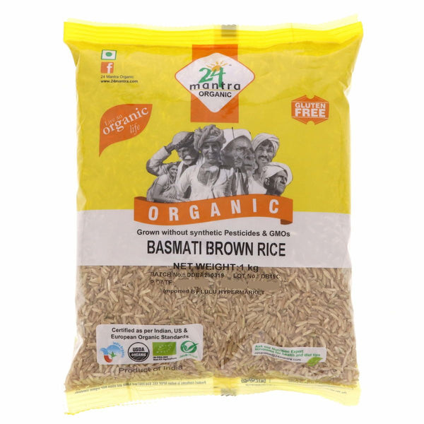 24 Mantra Organic Brown Rice MirchiMasalay