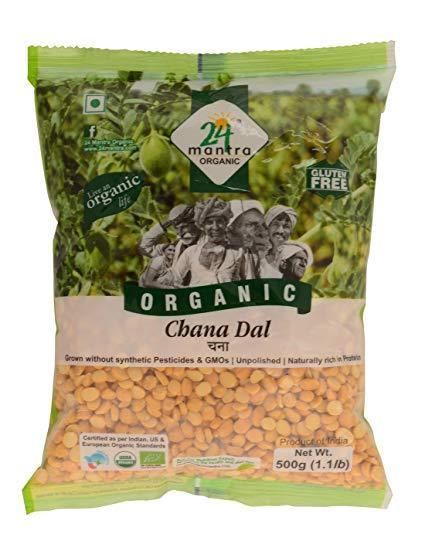 24 mantra Chana Dal - MirchiMasalay