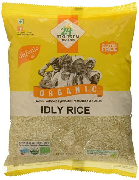 24 Mantra Idly Rice - MirchiMasalay