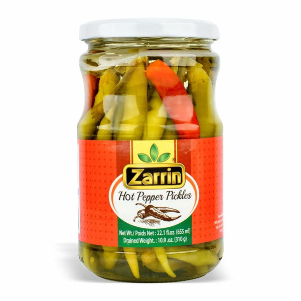 Zarrin Pepper Pickle Hot MirchiMasalay