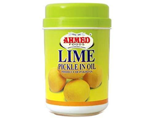 Ahmed Lime Pickle in Oil MirchiMasalay