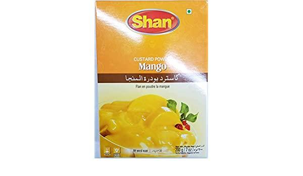Custard Powder Mango spices MirchiMasalay