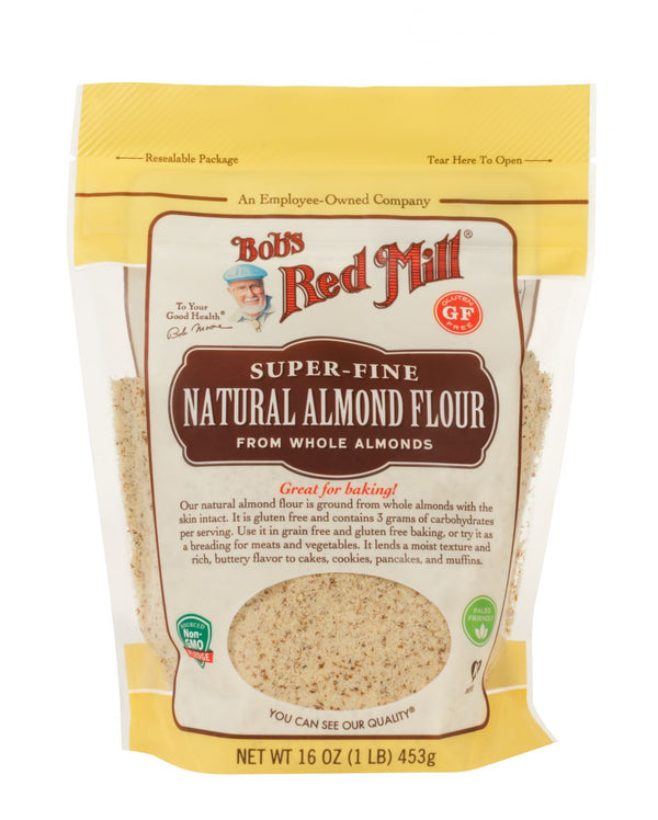 Bob's Red Mill Natual Almond Flour MirchiMasalay