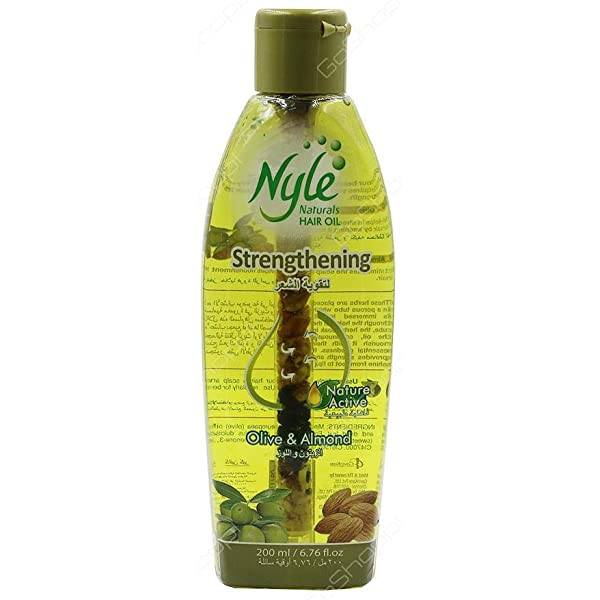 Nyle Strengthening Shampoo MirchiMasalay