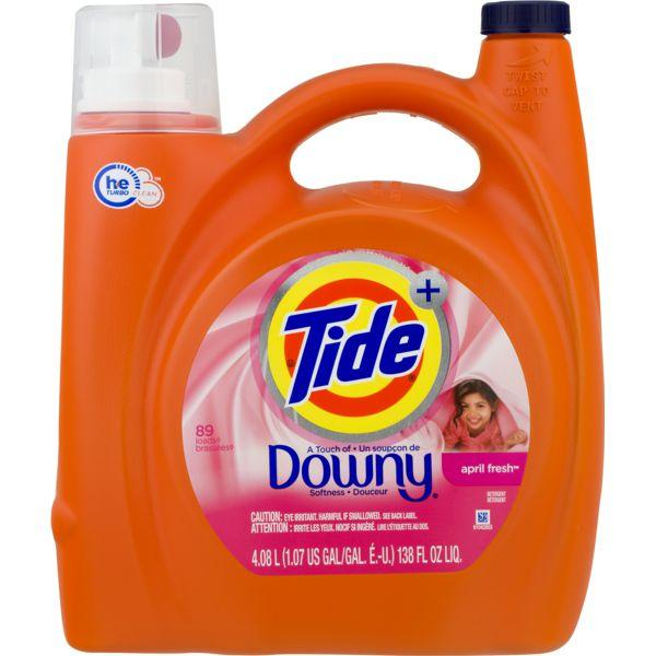 Tide + Downy Detergent April Fresh MirchiMasalay