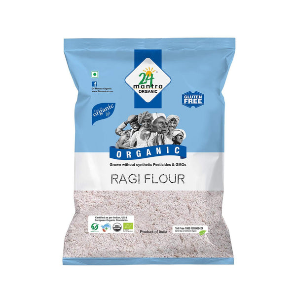 24 Mantra Ragi Flour MirchiMasalay