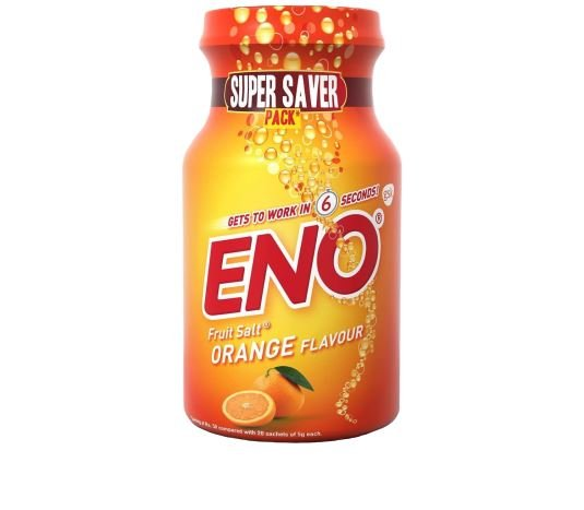 Eno Fruit Salt- Orange Flavor Kamdar
