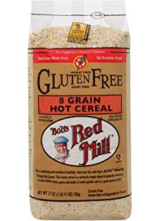 Bob's Red Mill 8 Grain Hot Cereal (Gluteen Free) Cereal MirchiMasalay