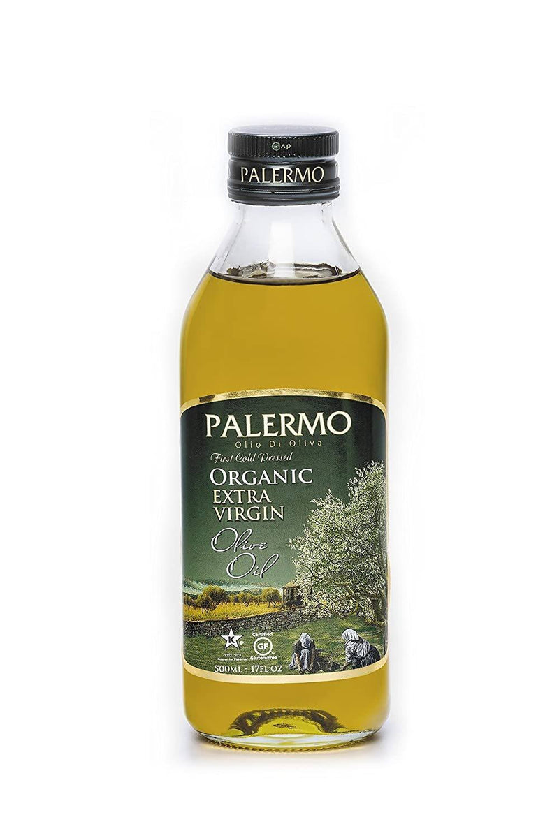 Palermo Organic Extra Virgin Olive Oil MirchiMasalay