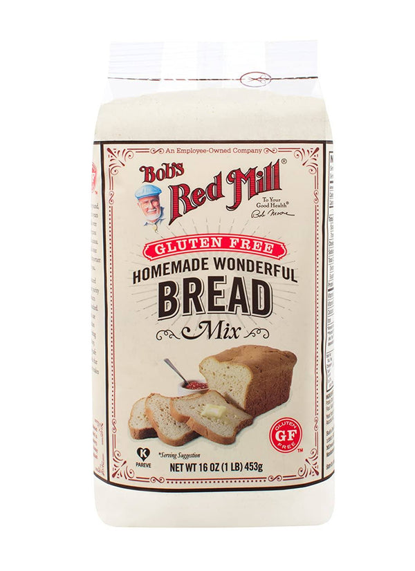 Bob's Red Mill Bread Mix (Gluteen Free) Cereal MirchiMasalay