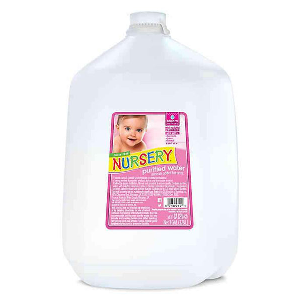Nursery Purified Water MirchiMasalay