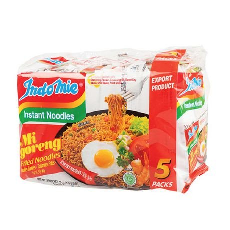 Indomie Stir Fry Noodles 5 pack