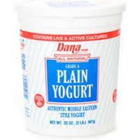 Dana Plain Yogurt MirchiMasalay