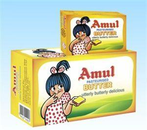 Amul Butter ( Salted) - MirchiMasalay