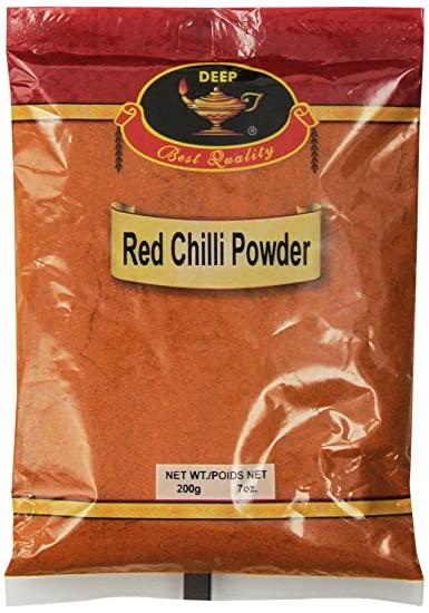 Deep Red Chilli powder spices MirchiMasalay
