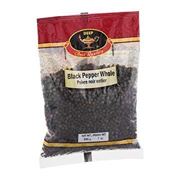 Deep Black Pepper Whole spices MirchiMasalay
