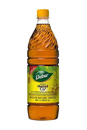 Dabur Indian Mustard Oil - MirchiMasalay